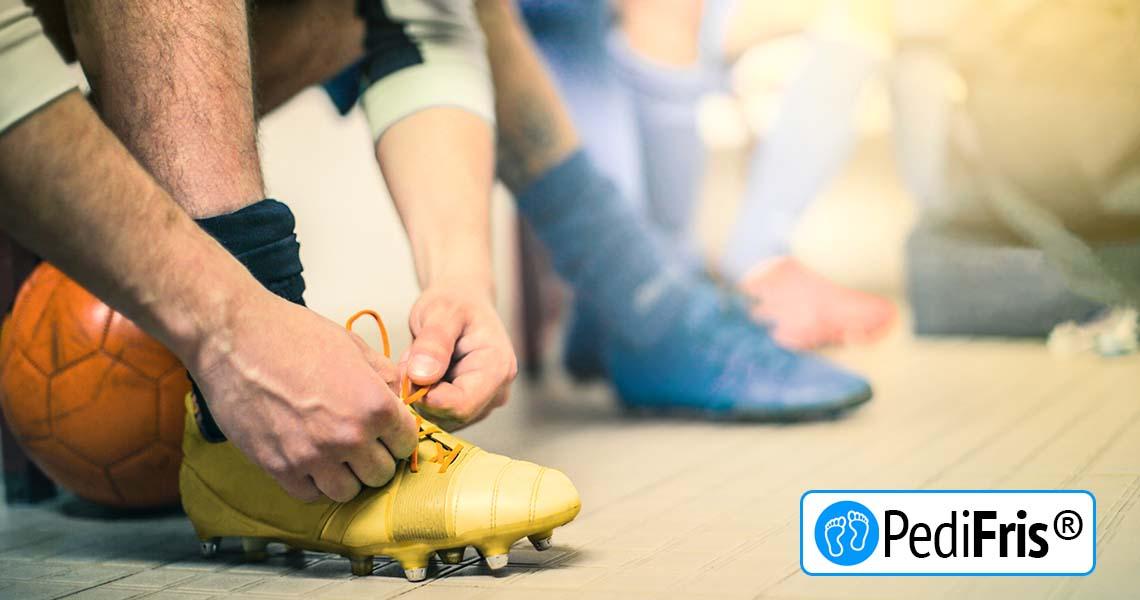 Sportschoenen stinken zweetvoeten