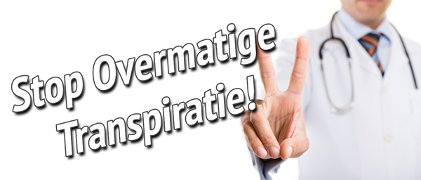 Stop overmatige Transpiratie