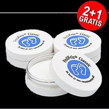 PediFris Schoenpoeder Voetpoeder 2+1