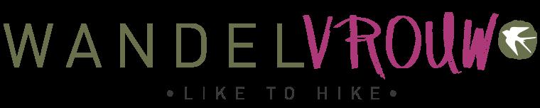 Logo wandelvrouw